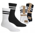 """Sportsocken """"Crew Socks"""" 2er-Bündel/1 Farbe."""